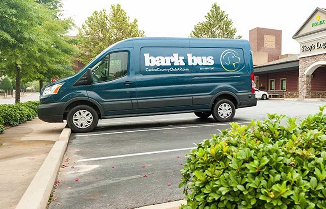 Bark Bus Pet Transportation